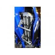 Arceaux de protection de radiateur Aluminium pour Sherco 2 Temps 2014 à 2017