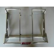 Arceaux de protection de radiateur Aluminium pour Sherco 4 Temps 2013 à 2017