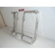 Arceaux de protection de radiateur Aluminium pour Sherco 4 Temps 2012