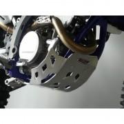 Sabot moteur aluminium Mecasystem pour Sherco 250/300 4 temps 2017