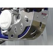 Sabot moteur aluminium Mecasystem pour Sherco 450 4 temps 2016