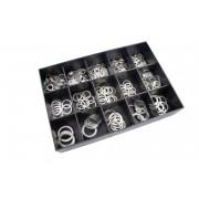 Coffret rondelles aluminium CENTAURO- 400 pièces