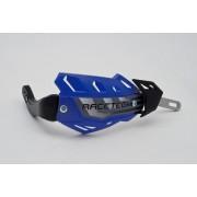 Protège-mains RACE TECH FLX intégral bleu