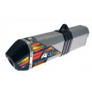 Ligne complète ART B-P122 inox/silencieux alu Sherco 250/300 SEF/SEF-R