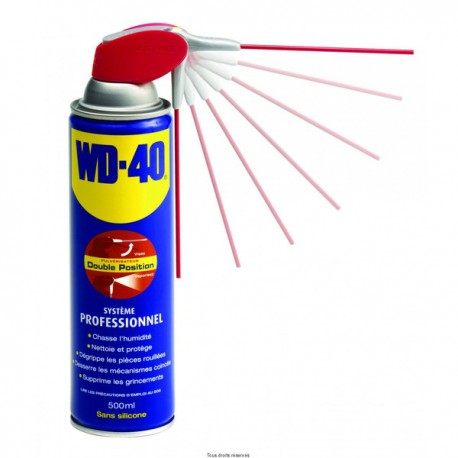 WD 40 SPRAY 500ML
