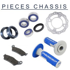 Pièces châssis Sherco adaptables